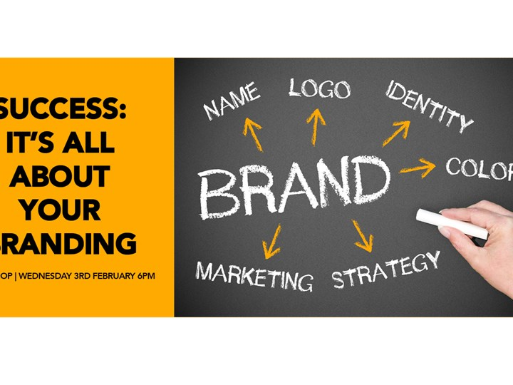 Success: It's All About Your Branding